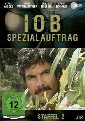 I.O.B. - Spezialauftrag - Staffel 2 (2 DVDs)