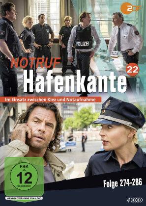 Notruf Hafenkante - Folgen 274-286 (4 DVDs)
