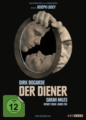 Der Diener (1963) (4K-restauriert, Special Edition, 2 DVDs)