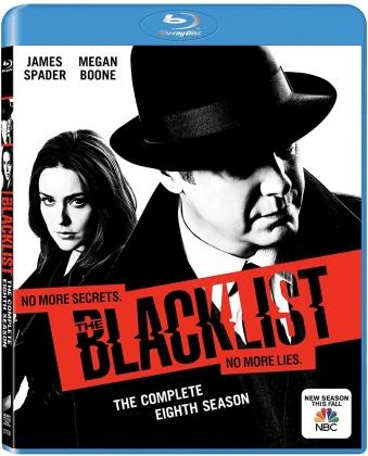 The Blacklist - Season 8 (5 Blu-rays)