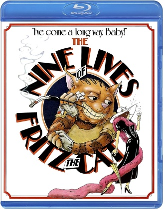 The Nine Lives Of Fritz Cat (1974)