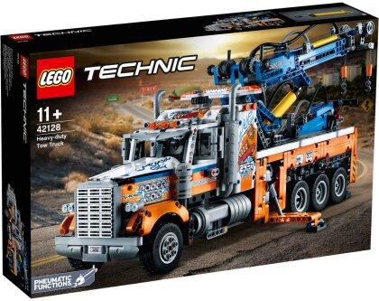 Schwerlast-Abschleppwagen - Lego Technic, 2017 Teile,