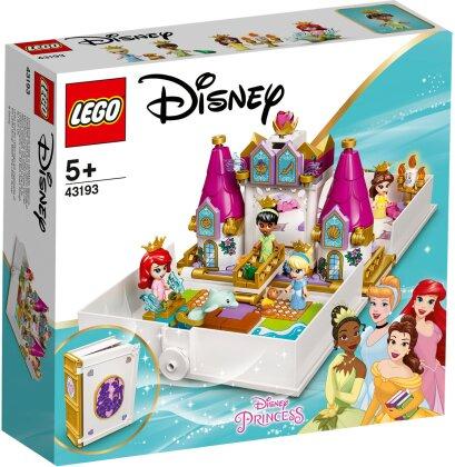 Märchenbuch Abenteuer - Lego Disney Princess,