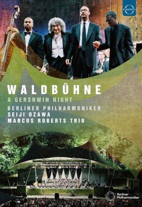 Seiji Ozawa & Marcus Roberts Trio - A Gershwin Night - Waldbühne 2003
