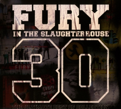 Fury In The Slaughterhouse - 30 - The Ultimate Best Of Collection (2021 Reissue, Starwatch, 3 CDs)