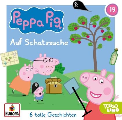 Peppa Pig Hörspiele - Folge 19: Schatzsuche