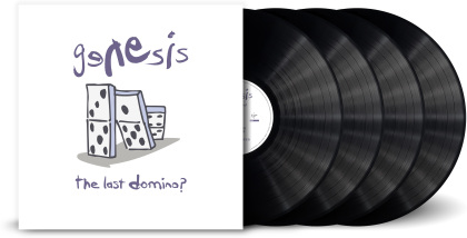 Genesis - The Last Domino? (Limited Edition, 4 LPs)
