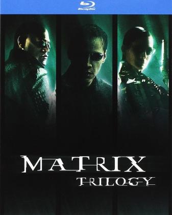 Matrix Trilogy (Neuauflage, 3 Blu-rays)