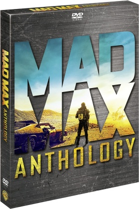 Mad Max Anthology (Neuauflage, 5 DVDs)