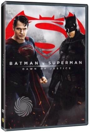 Batman v Superman - Dawn of Justice (2016) (Riedizione)