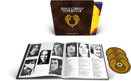 Andrew Lloyd Webber - Jesus Christ Superstar (2021 Reissue, Edizione 50° Anniversario, 3 CD)