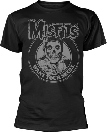 Misfits - Want Your Skull