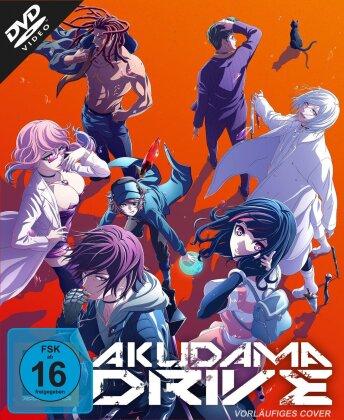 Akudama Drive - Staffel 1 - Vol. 3 (Ep. 9-12) (+ Sammelschuber)