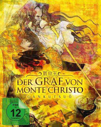 Der Graf von Monte Christo - Gankutsuô - Vol. 3 (Ep. 17-24) (2004) (+ Sammelschuber, 2 Blu-rays)
