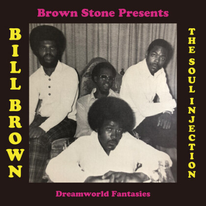 Bill Brown & The Soul Injection - T.B.A. (LP)