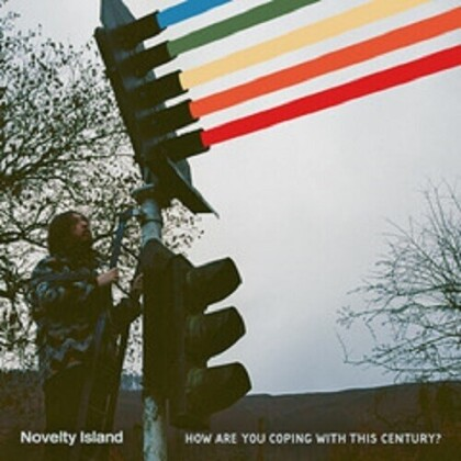 Novelty Island - How Are You Coping With This Century? (Digipack)