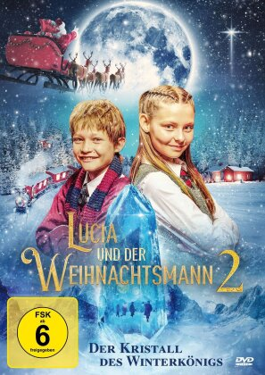 Lucia und der Weihnachtsmann 2 - Der Kristall des Winterkönigs (2020)