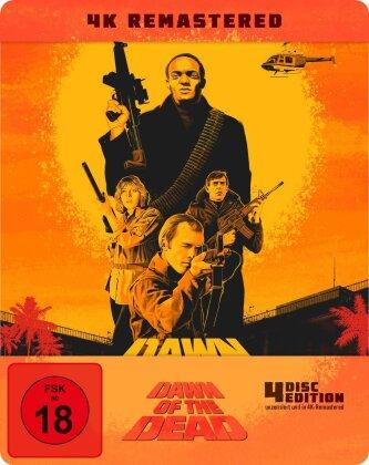 Dawn of the Dead (1978) (Steelbook, 4K Ultra HD + 3 Blu-rays)