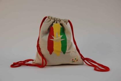 Goodvibe: Hanf-Motiv - Gym Bag