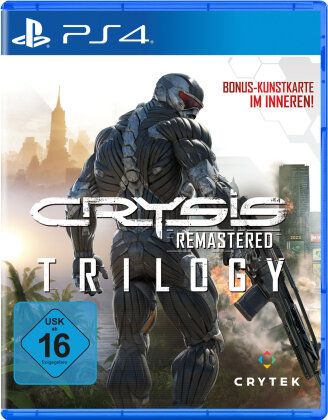 Crysis Remastered Trilogy (German Edition)