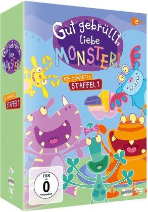Gut gebrüllt, liebe Monster! - Die Komplette Staffel 1 (4 DVDs)
