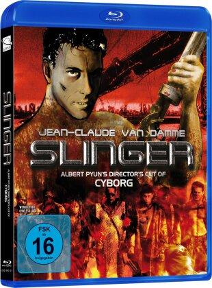 Slinger (1989) (Director's Cut, Uncut, Blu-ray + DVD)