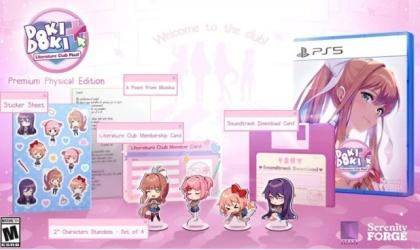 Doki Doki Literature Club Plus! (Premium Edition)