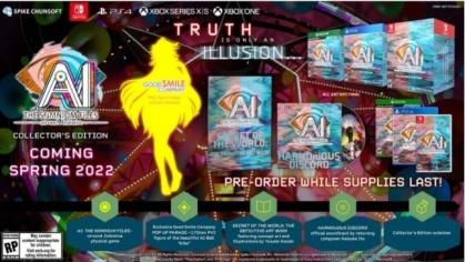 AI: The Somnium Files - Nirvana Initiative (Collector's Edition)