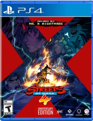 Streets of Rage 4 (Édition Anniversaire)