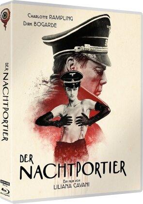 Der Nachtportier (1974) (Cover A, Limited Collector's Edition, Mediabook, Uncut, 4K Ultra HD + Blu-ray + DVD)