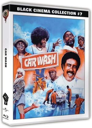 Car Wash (1976) (Black Cinema Collection, Limited Special Edition, Blu-ray + DVD)
