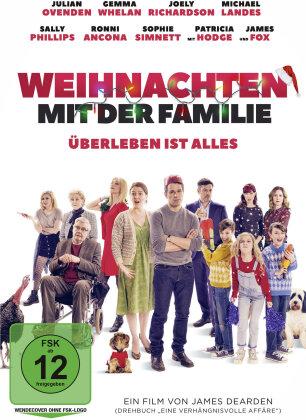 Weihnachten mit der Familie - Überleben ist alles (2018)