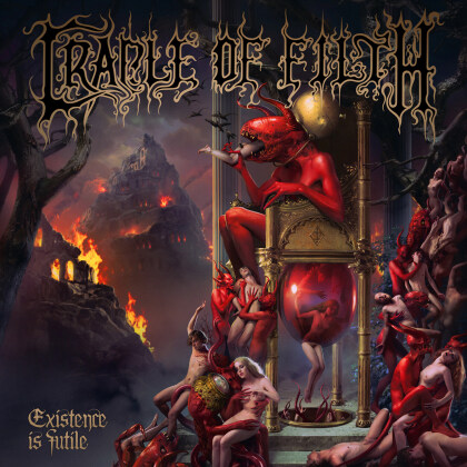 Cradle Of Filth - Existence Is Futile (Digipack)