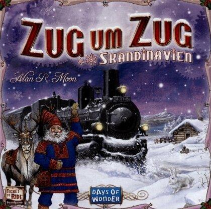 Zug um Zug (Spiel) - Skandinavien