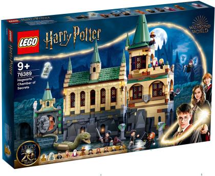 Hogwarts Kammer des Schreckens - Lego Harry Potter,