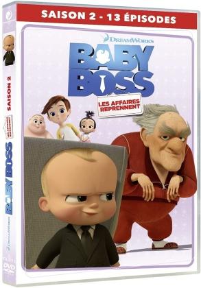 Baby Boss - Les affaires reprennent - Saison 2 (2 DVD)