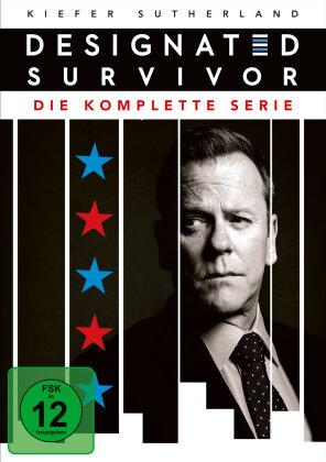 Designated Survivor - Die komplette Serie (15 DVDs)