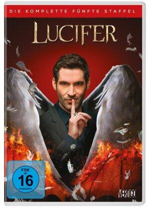 Lucifer - Staffel 5 (4 DVDs)
