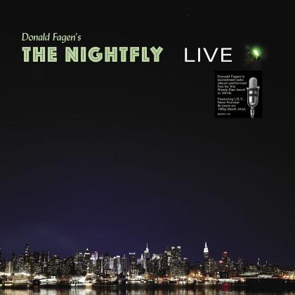 Donald Fagen (Steely Dan) - The Nightfly Live (LP)