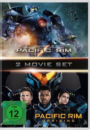 Pacific Rim / Pacific Rim 2 - Uprising (2 DVDs)