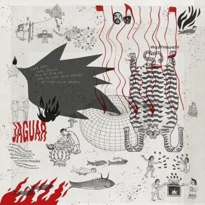 Jaguar - Madremonte (Red Vinyl, LP)