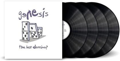 Genesis - Last Domino? (Atlantic, 4 LPs)