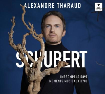 Franz Schubert (1797-1828) & Alexandre Tharaud - Impromptus D899, Moments Musicaux D780