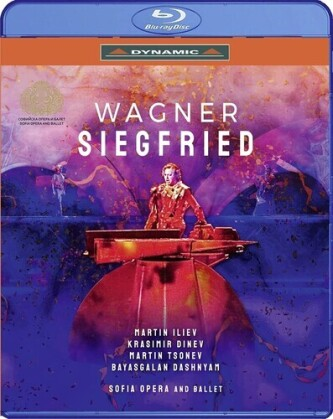Orchestra of the Sofia Opera and Ballet, Pavel Baleff, … - Siegfried (Dynamic)