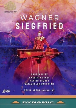 Orchestra of the Sofia Opera and Ballet, Pavel Baleff, … - Siegfried (Dynamic, 2 DVDs)