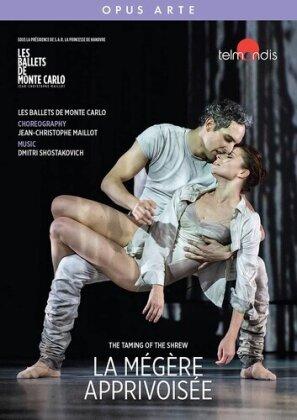 Les Ballets De Monte Carlo, Orchestre Philharmonique de Monte Carlo & Jean-Christophe Maillot - La Megere Apprivoisee (Opus Arte)