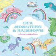 Sea Monsters & Rainbows - A Chutes & Ladders Game