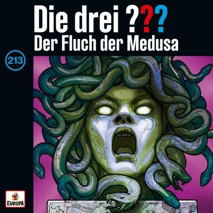 Die Drei ??? - Folge 213: Der Fluch der Medusa