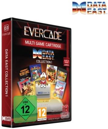 Blaze Evercade Data East Cartridge 1