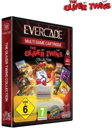 Blaze Evercade Oliver Twins Cartridge 1